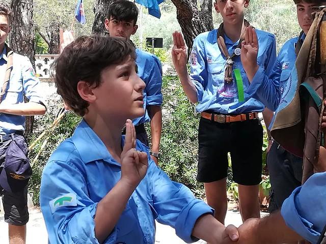iscrizioni gruppo scout gioia