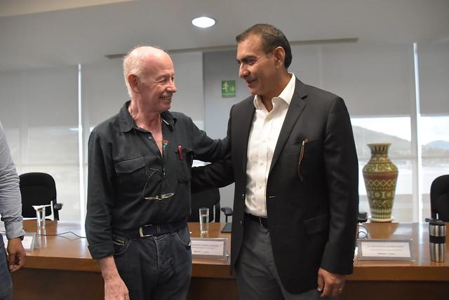 Conferencia con Jordi Borja