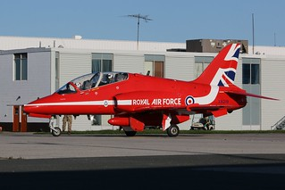 Raf Red Arrows XX219