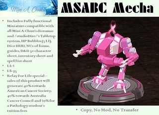 Mini A Chuu - Mecha Miniature Series - MSABC!! | by Chuu Hikari Akamine