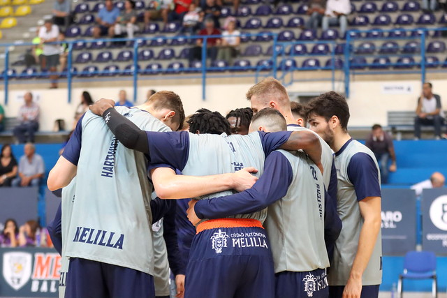 JORNADA 4 | Club Melilla Baloncesto - Cáceres P. de la Humanidad (ORO 19/20 - J4)