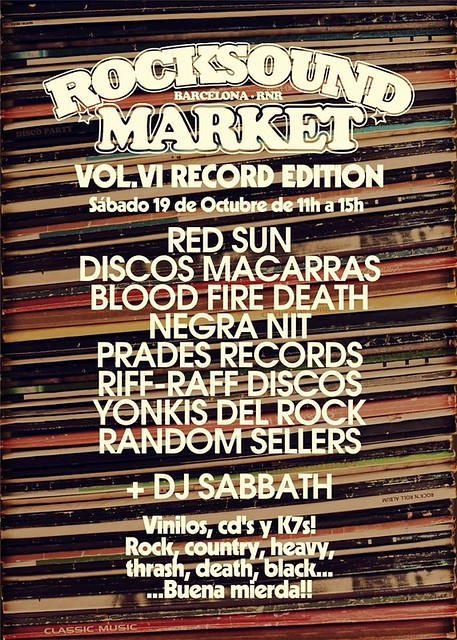 Rocksound market records