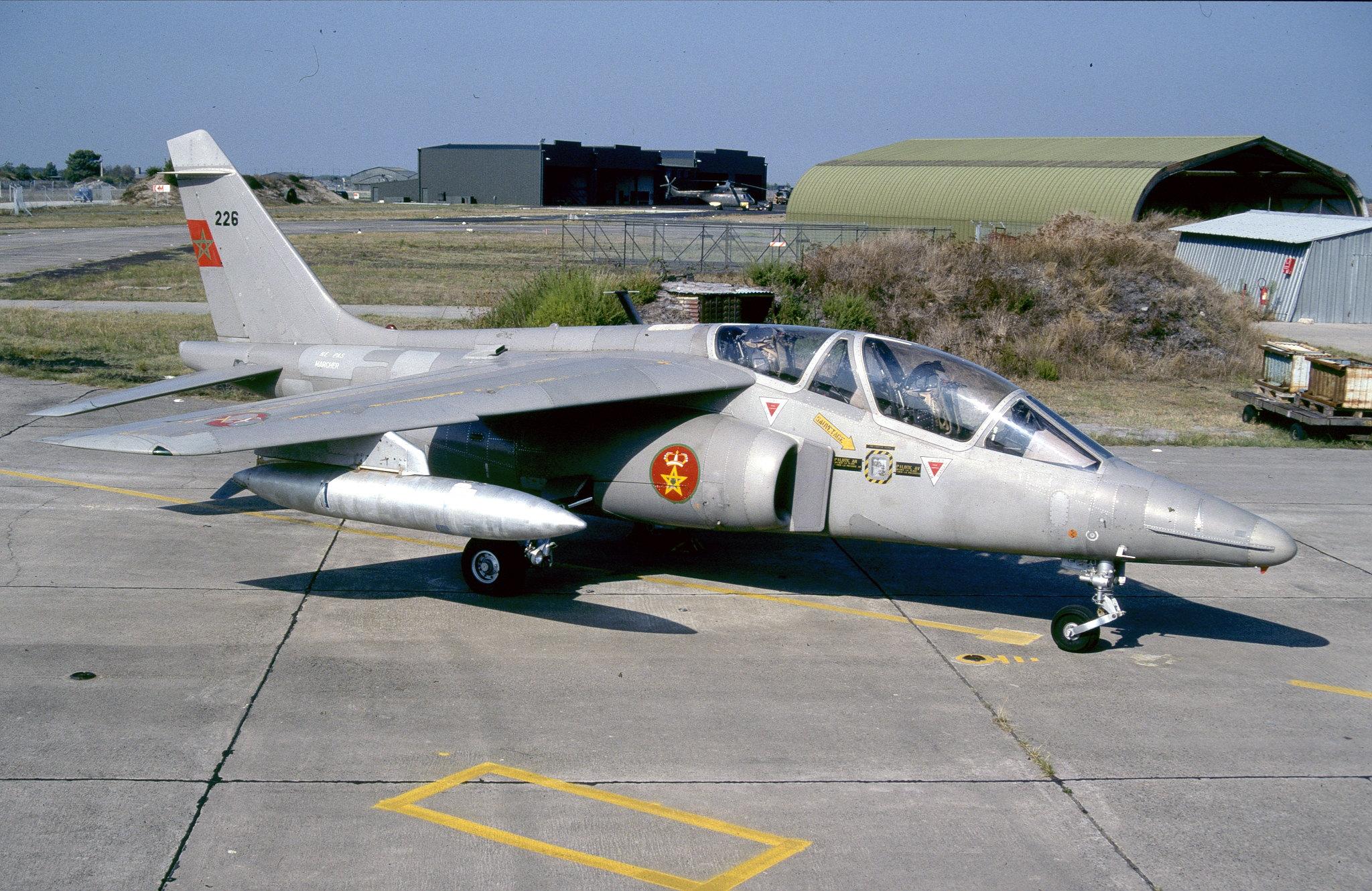 FRA: Photos avions d'entrainement et anti insurrection - Page 9 48921136063_77d4d99332_k