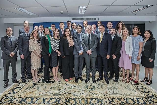 CONPEG celebra acordo com AGU para compartilhamento de sistema eletrônico