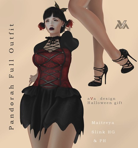 Pandorah Outfit