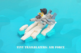Tiny Trailblazers: Air Force
