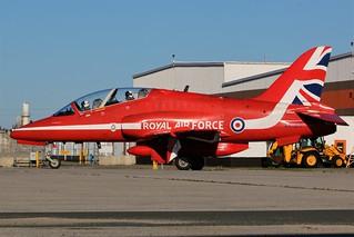 Raf Red Arrows Demonstration Squadron XX325