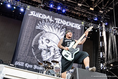 Suicidal Tendencies en Festival Louder Than Life EEUU 2019