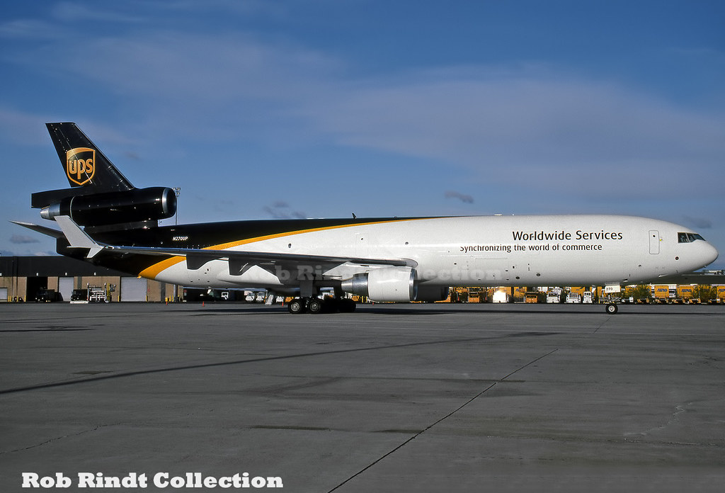 United Parcel Service (UPS) MD-11F N270UP