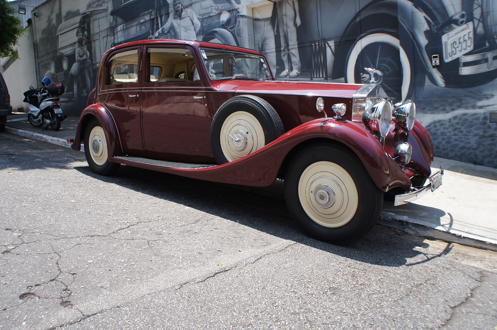Rolls Royce 1935 James Young 20/25 HP