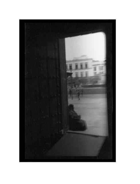 Guadalajara Cathedral Door