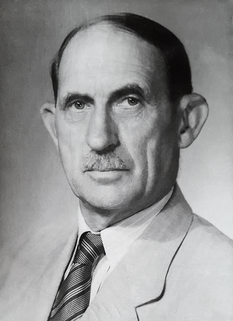Philip Harding Klimanek: 1948 portrait