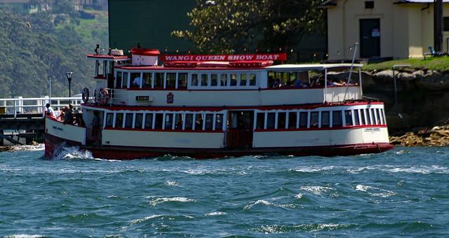 Wangi Queen Showboat, ex