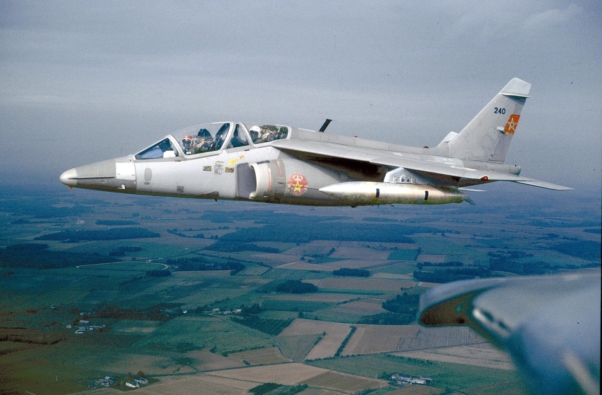 FRA: Photos avions d'entrainement et anti insurrection - Page 9 48921670541_1806faaced_k