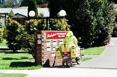 Postie (mailman)