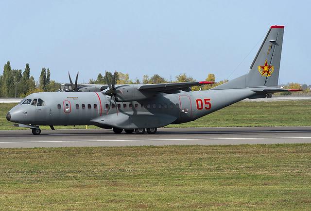 Kazakhstan - Air Force CASA C-295M