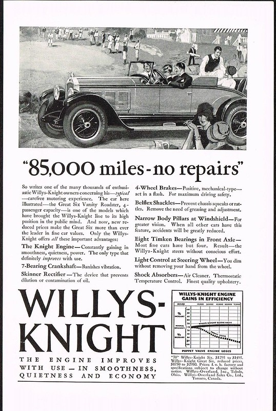 1927 Willys-Knight