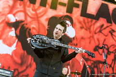Anti-Flag en Festival Louder Than Life EEUU 2019