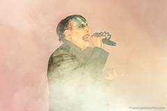 Marilyn Manson en Festival Louder Than Life EEUU 2019