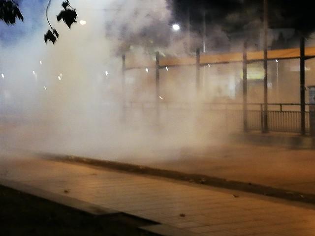 Bomba lacrimogena