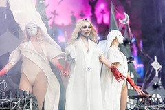 In This Moment en Festival Louder Than Life EEUU 2019