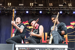 Sum 41 en Festival Louder Than Life EEUU 2019