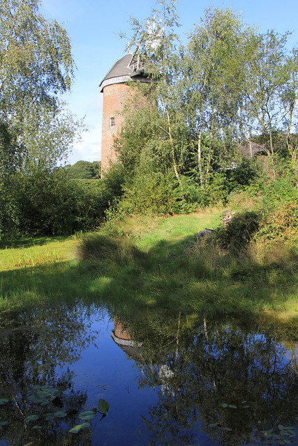 Reflection of Swannington