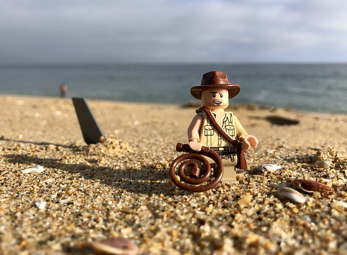 Indiana Jones and the Curse of the Sand Shark