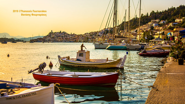 VACATION, GREEK ISLANDS & THE PELOPONNESE, JULY-AUG. 2019 #5877A ΔΙΑΚΟΠΕΣ ΙΟΥΛΙΟΣ-ΑΥΓ. 2019