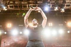 Breaking Benjamin en Festival Louder Than Life EEUU 2019