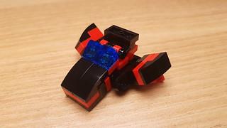 LEGO Triple changer Transformer Robot
