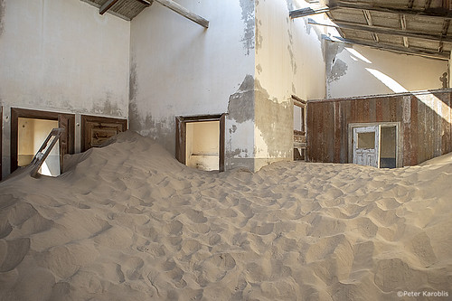 Namibia- full house