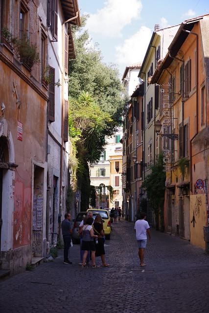 Trastevere, Rom