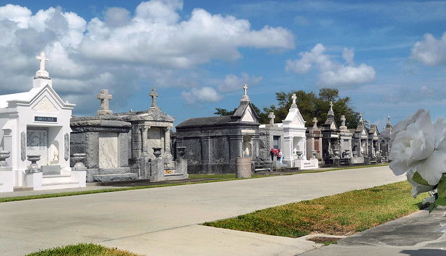 St. Louis Cemetery No. 3. New Orleans.