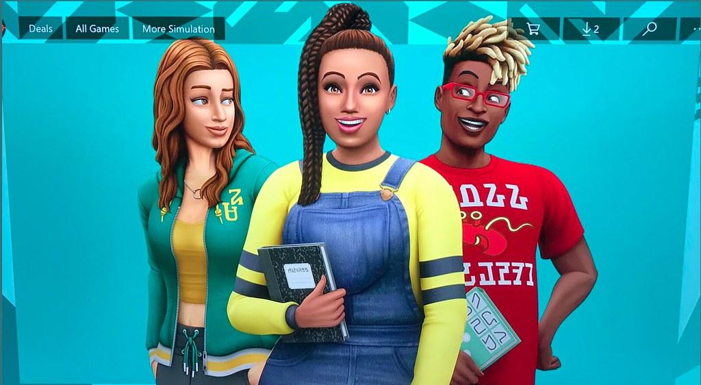 Rumor: Los Sims 4 Descubren la Universidad podría haberse filtrado