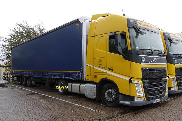 Waberer`s / Volvo FH460 - South Mimms