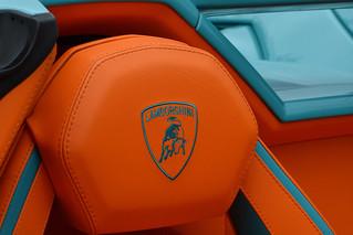 Supercar Fest 2019 - Lamborghini Aventador S Roadster Ad Personam