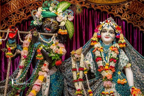 ISKCON Mayapur Deity Darshan 19 Oct 2019