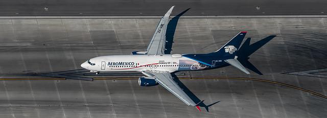 Aeromexico XA-AML plb22-01906