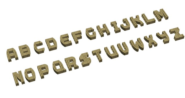 curved slope font