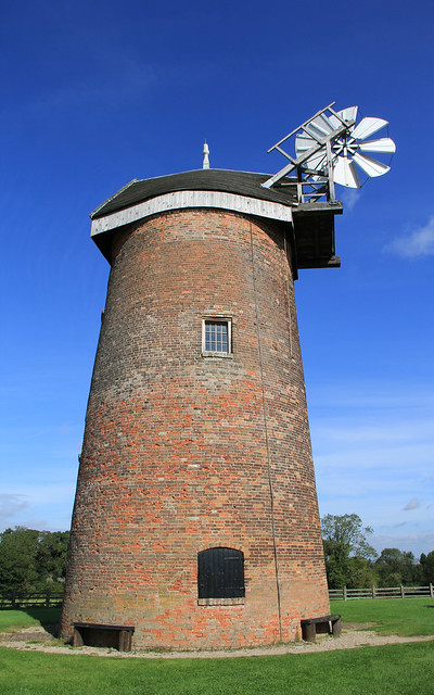 Hough windmill