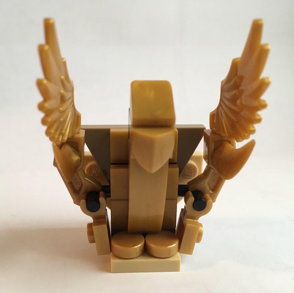 Lego Harry Potter: Headmaster's Office Stairwell Gargoyle