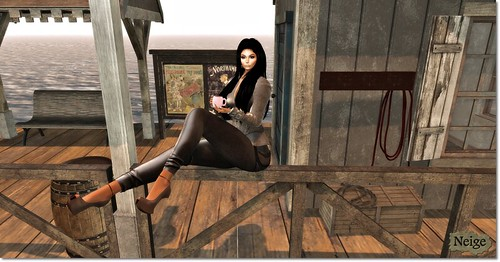 *Serenity Style in Man Cave - LBB in Unik Event and more*