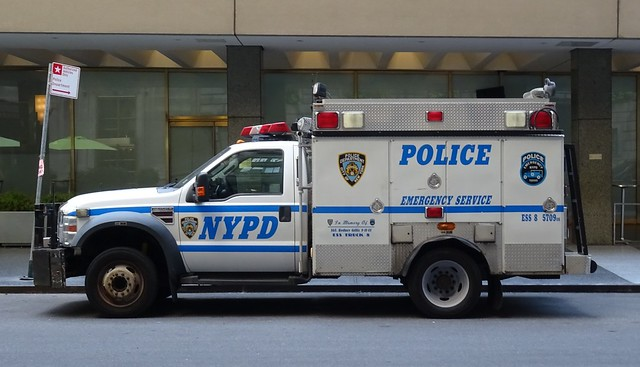NYPD - 5709