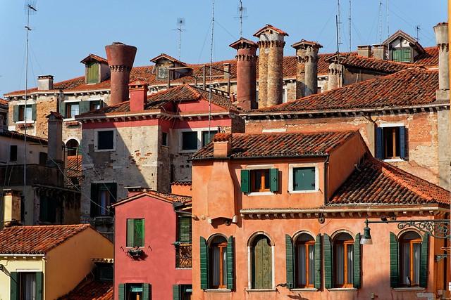 Venice / Venetian fireplaces - Campo dlla Maddalena