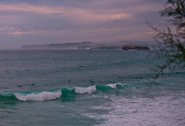 Surf en El Sardinero