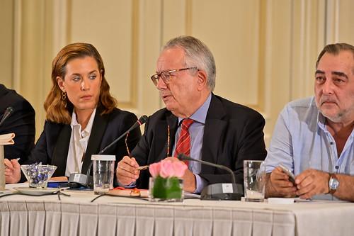 _CS00282_17.10.2019, Αθήνα: «Εκλογικό Σύστημα και Ψήφος των Αποδήμων: Νομοθετικές και Αναθεωρητικές Δυνατότητες»