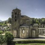 Iglesia románica de Santa Cruz de Serós