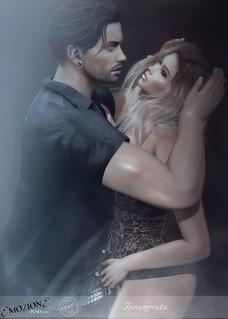 <EMOZIONE> Couple Pose **Innamorata**!