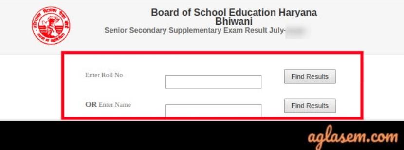 Supplementary Exam